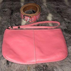 GAP WOMEN'S BAG AND BELT SET